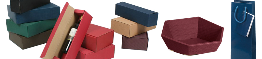 Geschenk- & Flaschen-Verpackungen