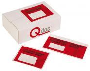 Qdoc® Dokumententaschen Lieferschein/Rechnung