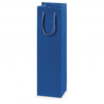 "1er Papier-Tragetasche ""Linea"" Blau"