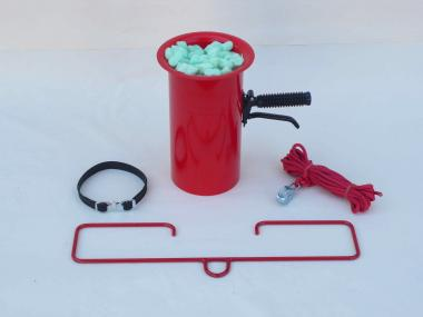 Abfüllvorrichtung für Loose-Fill-Material