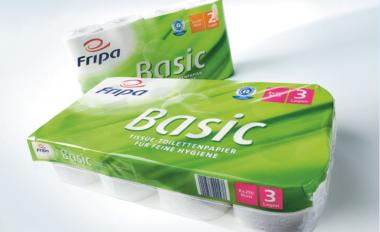 Toilettenpapier 3-lagig Recycling
