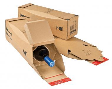 375 x 365 x -250 mm - Flaschenversandverpackung  CP 181.101