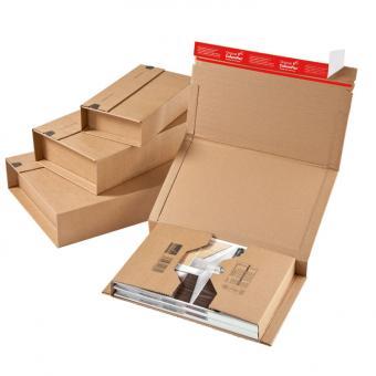 330 × 270 × -80 mm, Universal-Versandverpackung