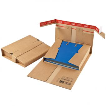 230 × 165 × -80 mm, Universal-Versandverpackung
