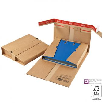 250 × 185 × -80 mm, Universal-Versandverpackung