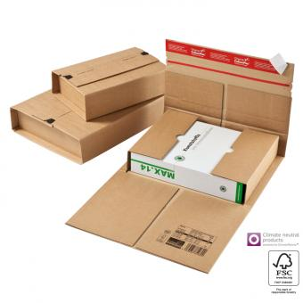 230 x 165 x -70 mm - Universal-Versandverpackung CP 035.01