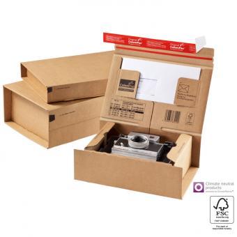 215 × 155 × 43 mm, Paket-Versandkarton