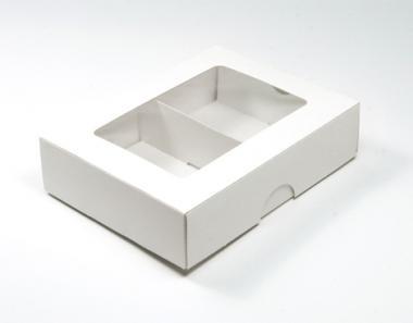 """118 × 90 × 30 mm, Vollpapp-Stülpschachtel """"Visitenkarten"""""""