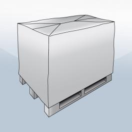 LDPE-Schrumpfhauben 1250+850 x 1800 mm