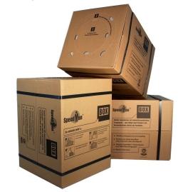 Papierpolster SpeedMan Box
