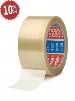 PVC-Klebeband tesapack® 4120, transparent