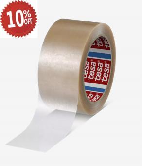 PVC-Klebeband tesapack® 4124, transparent