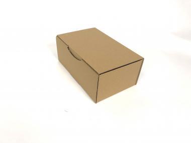 250 × 150 × 100 mm, Wellpapp-Klappdeckelschachtel