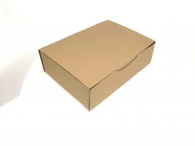 430 × 300 × 120 mm Wellpapp-Klappdeckelschachtel