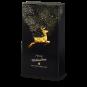 """2er Präsentkarton Wein/Sekt stehend, Motivdruck """"Goldhirsch"""""""
