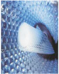 Luftpolsterfolie 120 cm, 3-lagig